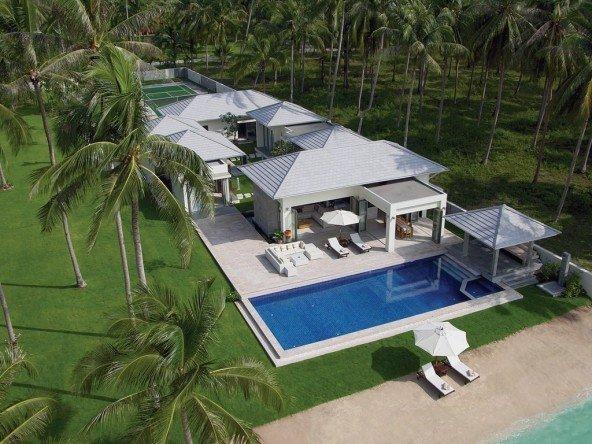 DVR328 - Luxurious Beachfront Villa 64