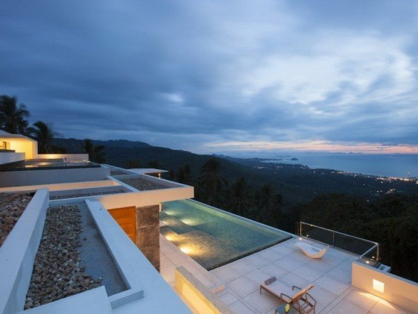 DVR332 - Cool Modern Villa 140