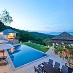 DVR333 - Stylish Hillside Villa 12