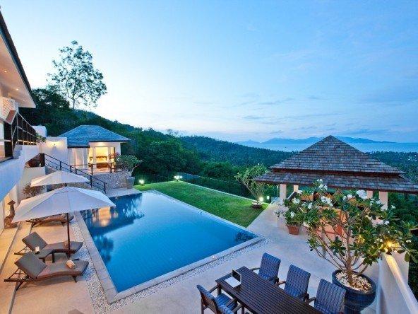 DVR333 - Stylish Hillside Villa 136