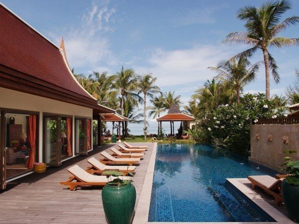 DVR338 - Luxury Beach Villa 44