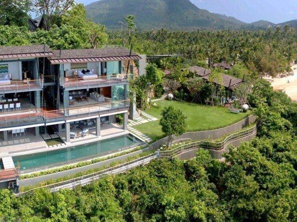 DVR341 - Elegant Oceanfront Villa 38