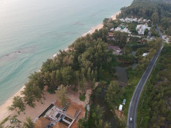 Prime Beachfront Land for Sale in Natai -L001 288
