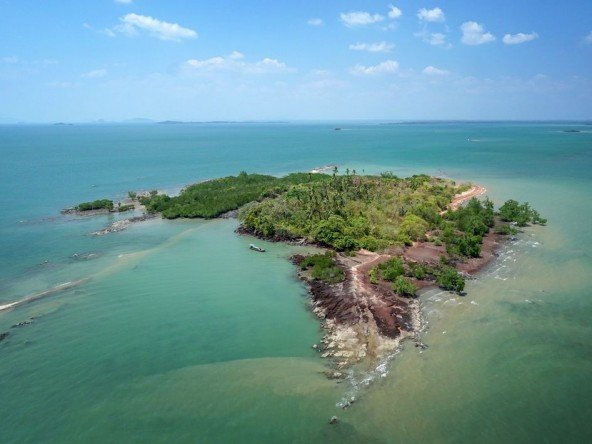 Pristine Island for Sale in Satun Southern Thailand -L010 80
