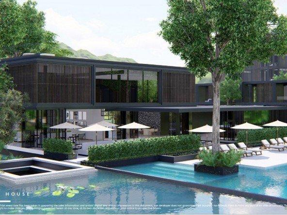 1 Bedroom Lakeside Condo Resort for Sale in Kamala -1264 42