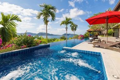 4 Bedroom Villa Overlooking Patong Bay -5124 23