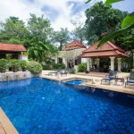 4 Bed Courtyard Villa for Rent in Bangtao -R5002 3