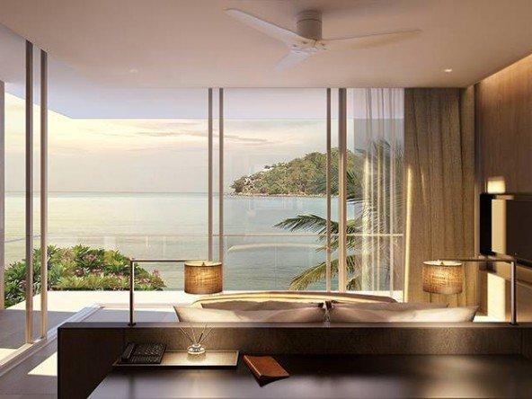 Beachfront 2 Bed Resort Residence Kamala - 1100 36