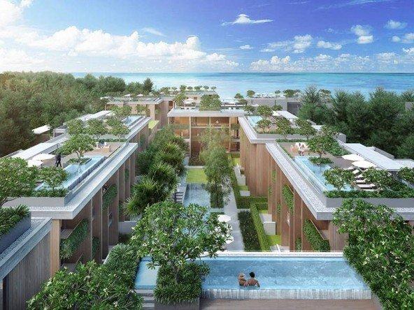Luxury 1 Bed Beachfront Condo Kamala - 1099 44