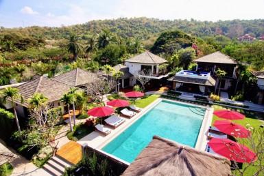 Luxury Villa in Pattaya for Rent - DVR601 5