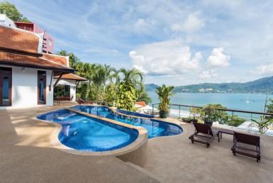 5 Bed Luxury Villa Patong, Phuket - DVR215 3