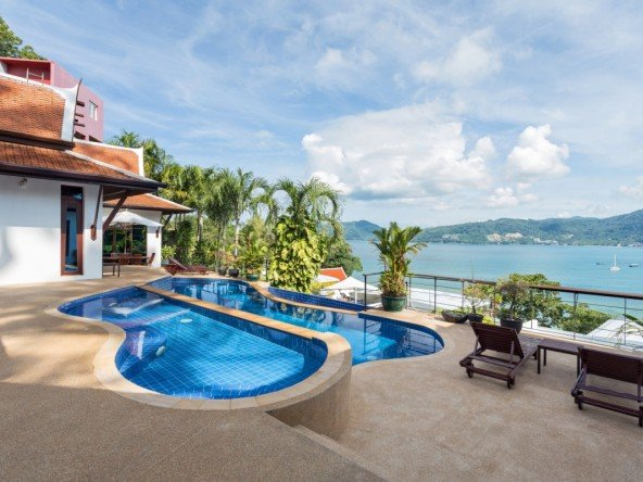5 Bed Luxury Villa Patong, Phuket - DVR215 6
