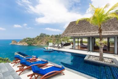 6 Bed Luxury Villa Kamala, Phuket - DVR216 2